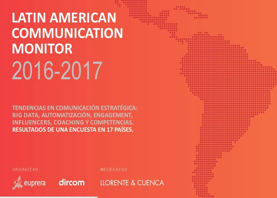 Descargá el Latin American Communication Monitor 2016-2017